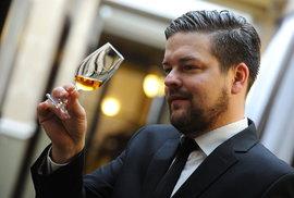 Odhalte tajemství skotské blended whisky s ambasadorem Zdeňkem Kortišem