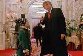 Co nevíte o filmovém hitu Sám doma 2. Malou roli si zahrál i Donald Trump