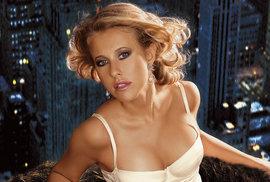Xenija Sobčaková kdysi pózovala pro Playboy, teď chce být ruskou prezidentkou.