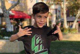Ben Hampton: Zázračné dítě sociálních sítí, nebo kalkul rodičů?