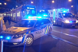 Opilý řidič zabil v noci na Silvestra v centru Prahy mladou cizinku. Měl přes 2…