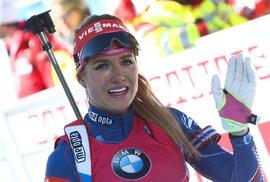 Gabriela Koukalová na olympiádu nepojede. Rozhodnutí prý už padlo