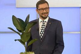 Ovčáček vs. Drahoš: Nedostudovaný úředník se v televizi vysmívá profesorovi. Vítejte v…