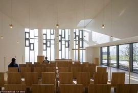 Nové luxusní vězení v Dánsku.