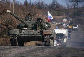 10 mrtvých během 24 hodin. Na východě Ukrajiny týden před prezidentskými volbami zesilují boje