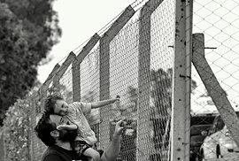Za plotem je Dakar, před plotem je obyčejný, krásný život