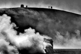 Dakar jinak. Fotoreportáž Martina Straky z nejtěžší rally světa