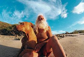 David Glasheen: Burzovní poustevník, který proměňuje malý australský ostrov v ráj