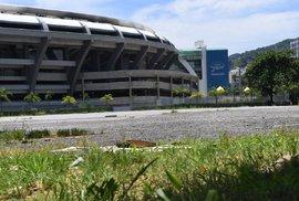 Brazilská olympijská kocovina: Nákladné stadiony se pomalu mění v trosky