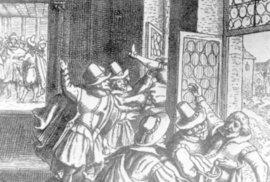 Třetí pražská defenestrace vedla ke strašlivé třicetileté válce. Proč letěli Martinic a Bořita z okna?