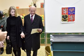 Drahoš se musí bát. Voliči poražených kandidátů budou volit i Zemana. Hodně jich k volbám už vůbec nepůjde