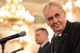 Prezident Zeman se podrobil zákroku v nemocnici, mluvčí informaci potvrdil
