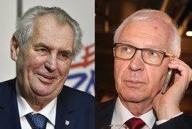 Přímý přenos: Reflex komentuje debatu prezidentských kandidátů na Primě. Sledujte živě!