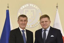 Babiš dostal milionové dotace i na Slovensku, za sponzorský dar Ficovi, říká investigativec Vagovič