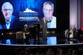 Vybírání prezidenta není Česko hledá Superstar. Zeman ukazuje, čím je přímá volba …