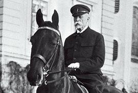 Deset mužů z Hradu: Tomáš Garrigue Masaryk chtěl prezidentský systém podle amerického vzoru