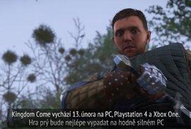 Unikátní česká hra nabídne realistický prožitek středověku. Kingdom Come:…