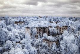 Černobyl: Místo zkázy, které halí příroda kousek po kousku do zapomnění