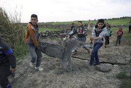 Nejde jen o sestřelení jednoho dronu. Izrael připomíná, že Írán dávno hlásá zničení…