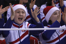 Severokorejky na OH