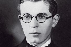 Maturant Augustin Husák, 1933