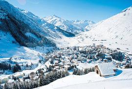 Švýcarsko: Andermatt