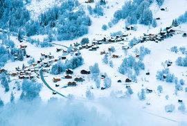 Švýcarsko: Val d'Anniviers