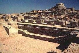 Mohendžodaro bylo jedním z prvních objevených měst harappské kultury.