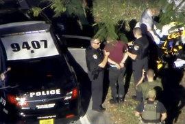 Střelba ve škole na Floridě má jednoho mrtvého, asi 20 zraněných