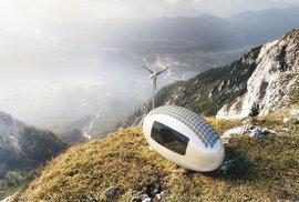 Bydlení v chytré kapsli. Technologie přinášejí komfortní stavby nezávislé na inženýrských sítích