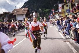 Houževnatá národnostní menšina žijící na pomezí Itálie a Rakouska
