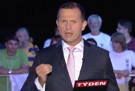 Never More: Jiří Pehe se opřel do šéfa TV Barrandov. Soukup je ostudou české žurnalistiky