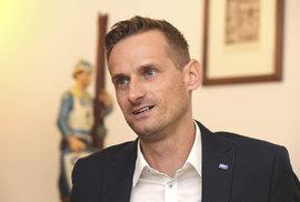 Jakub Janda po zvolení do Poslanecké sněmovny ukončil sportovní kariéru