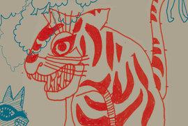 Obálka nového komiksu Víla Dita z nakladatelství Malvern