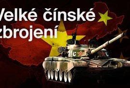 Závody ve zbrojení? Čína zaskočila USA supermoderní stíhačkou. Jak velká čínská armáda vlastně je?