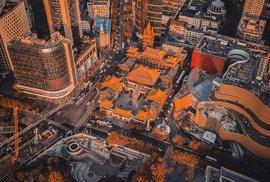 Čínská Šanghaj jako nový pupek světa
