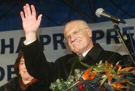 Deset mužů z Hradu: Václav Klaus - poslední mohykán mezi prezidenty
