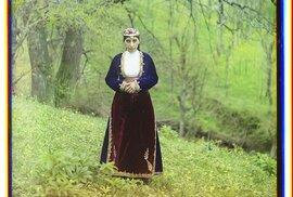 Carské Rusko na unikátních barevných fotografiích Sergeje Prokudina-Gorského.