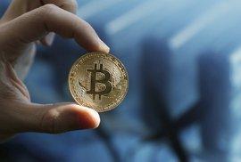 Cena bitcoinu skokově vzrostla. Je nejdražší od listopadu