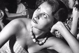 Dospívající Sophia Lorenová: Málo známé snímky slavné herečky, když byla ještě teenager