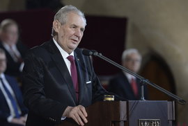 Igor Chaun: Sado maso inauguračního projevu Miloše Zemana!