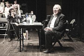 Lidé se dnes v Murnau rozloučili s Otou Filipem. Čtěte příběh spisovatele, na jehož osudu se dějiny podepsaly