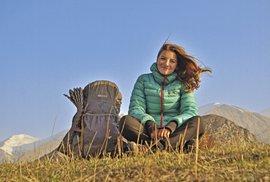 Cestovatelka Viktorka Hlaváčková: Znám jen směr, kudy potřebuju jít