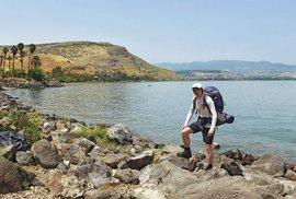 Za Ježíšem s batohem aneb Putování Izraelem za biblickými příběhy