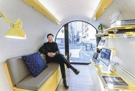 OPod Tubes House: Bydlení v rouře jako odpověď na bytovou krizi v Hongkongu