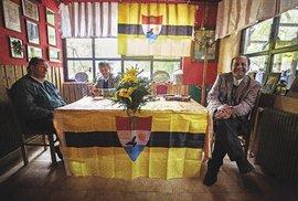 Prý je to území nikoho, sčímž ovšem Chorvatsko  aSrbsko nesouhlasí
