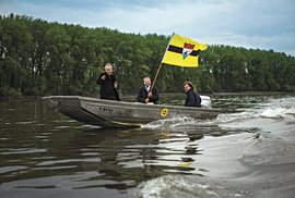 Vítejte v Liberlandu! Jak se žije ve virtuální balkánské republice?