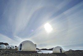 White Desert je jediným hotelem v Antarktidě. A má hned pět hvězd!
