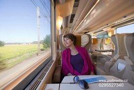 České dráhy zavedly kupé vyhrazené pouze pro ženy. Není to diskriminace? Byla by…