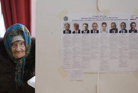 Rusko volí prezidenta, volby sledujeme ONLINE: Putin má náskok 60 procent, v Čečensku získal 93 procent
